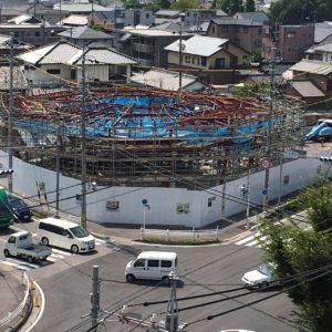 市内 S造 新築工事