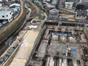 岡崎市福岡雨水ポンプ場建設工事