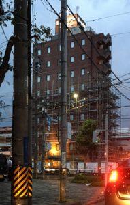 岡崎市内 Dホテル大規模改修工事