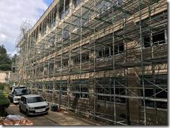 A助高校 校舎改修工事